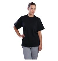 Gastronoble Unisex T-shirt katoen zwart