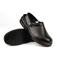 Lites Safety Footwear Lites unisex veiligheidsklompen zwart