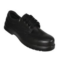 Lites Safety Footwear Lites unisex veterschoenen zwart