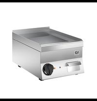 Gastro-Inox 650 HP elektrische bakplaat met gladde geslepen speciaal stalen plaat 40cm | 3,6kW/h | 400x600x295(h)mm