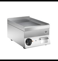Gastro-Inox 650 HP elektrische bakplaat met gladde RVS plaat 40cm | 3,6kW/h | 400x600x295(h)mm