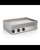 Gastro-Inox 650 HP elektrische bakplaat met gladde verchroomde plaat 100cm | 11,7kW/h | 1000x600x295(h)mm