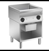 Gastro-Inox 650 HP braad/kookapparaat 60cm | 8,1 kW/h | 600x600x870(h)mm