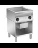 Gastro-Inox 650 HP braadslede 60cm | 8,1 kW/h | 600x600x870(h)mm