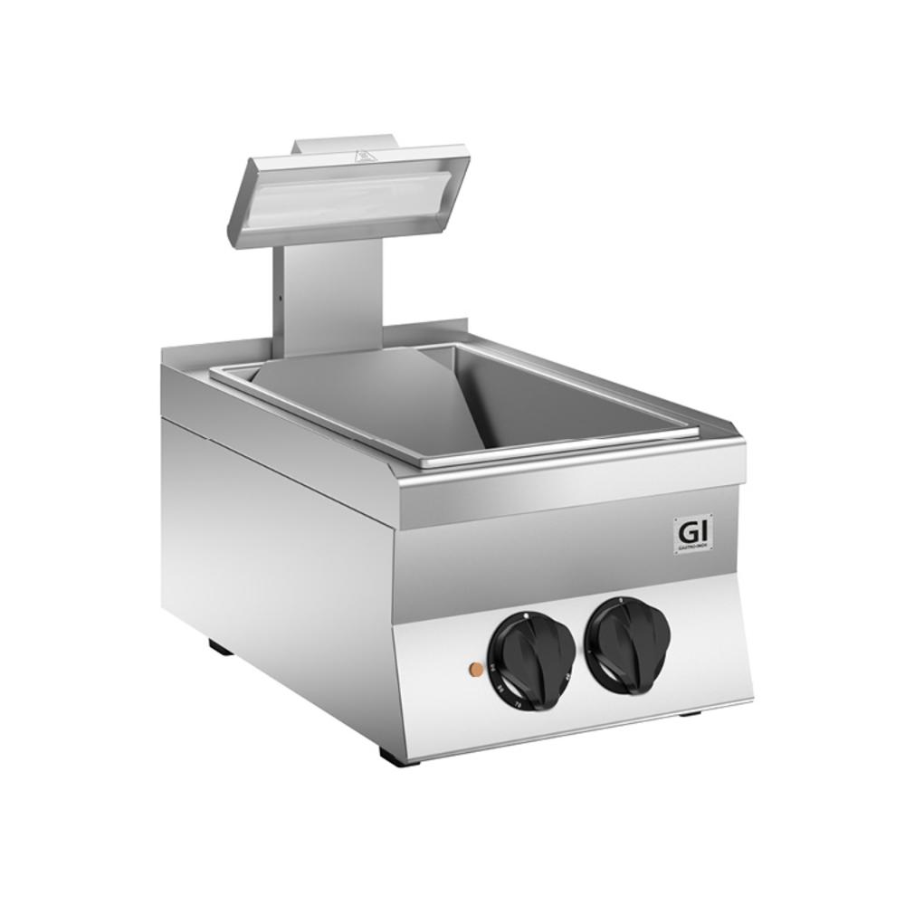 650 HP elektrische frites warmhoud apparaat 40cm   2 kW/h   400x600x295(h)mm