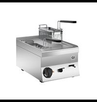 Gastro-Inox 650 HP elektrische pastakoker 40cm | 5,7 kW/h | Met aftapkraan | 400x600x295(h)mm