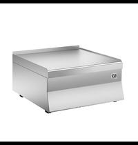Gastro-Inox 650 HP werkunit zonder lade 60cm | 600x600x295(h)mm