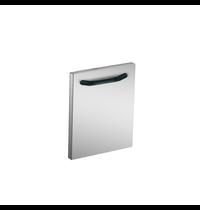 Gastro-Inox 650 HP linksdraaiende deur | 400(bmm