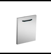 Gastro-Inox 650 HP rechtsdraaiende deur | 600(b)mm