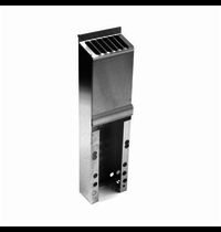 Gastro-Inox 650 HP opvulstuk voor neutrale unit | 100(b)x50(d)mm