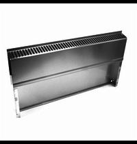 Gastro-Inox 650 HP opvulstuk voor elektrische/neutrale unit | 1000(b)x50(d)mm