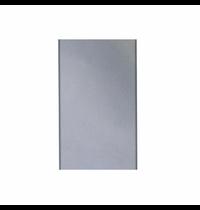 Gastro-Inox 650 HP achter paneel   600(b)x1000(h)mm