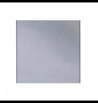 Gastro-Inox 650 HP achter paneel voor elektrische bakplaat | 1000(b)x1000(h)mm