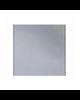 Gastro-Inox 650 HP achter paneel voor elektrische bakplaat   1000(b)x1000(h)mm