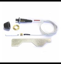 Gastro-Inox 700 HP piëzo ontstekingskit voor 1 brander