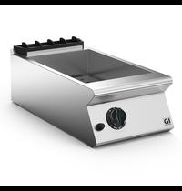 Gastro-Inox 700 HP gas bain marie 40cm | GN 1/1 | 3kW/h | Met aftapkraan | 400x730x250(h)mm