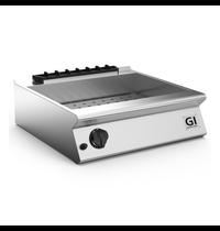 Gastro-Inox 700 HP gas bain marie 80cm | GN 2/1 | 6kW/h | Met aftapkraan | 800x730x250(h)mm