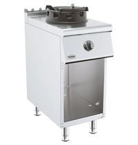 CombiSteel Base 700 woktafel | 10kW/h | 400x700x900(h)mm