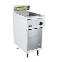 CombiSteel Base 700 friet warmhoud unit op onderstel | 1kW/h | 1x 1/1 GN | 400x700x900(h)mm