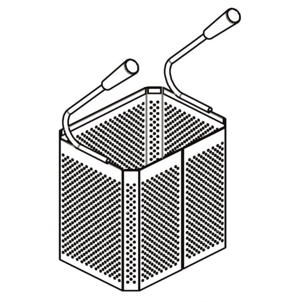 Base 700 manden pasta koker | 110x165x210(h)mm
