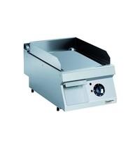 CombiSteel Pro 700 elektrische bakplaat glad | 4,2 kW/h | Bakplaat 330x540mm | 400x700x250(h)mm