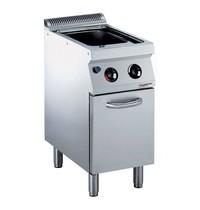 CombiSteel Pro 700 gas pastakoker op onderstel | 10,5 kW/h | 400x700x850(h)mm
