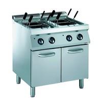 CombiSteel Pro 700 elektrische pastakoker op onderstel | 12 kW/h | 800x700x850(h)mm