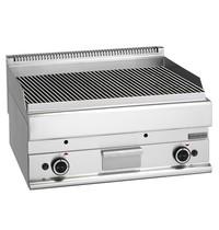 Mastro Stoom-Grill gas | 15 kW/h | Gietijzeren grill | 700x650x280(h)mm