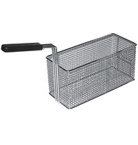 Mastro Frituurmand 1/2 voor gas friteuse extreme uitvoering   143x385x120(h)mm