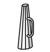 Mastro Afvoertrechter voor kookketel  50 liter