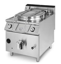 Mastro Kookketel gas met directe verwarming | 50 liter | 10,5 kW/h | 800x730x870(h)mm