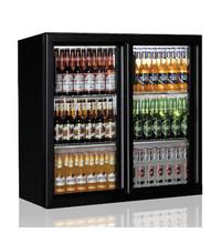 Mastro Barkoelkast | 200 liter | 2 deuren | 900x520x900(h)mm