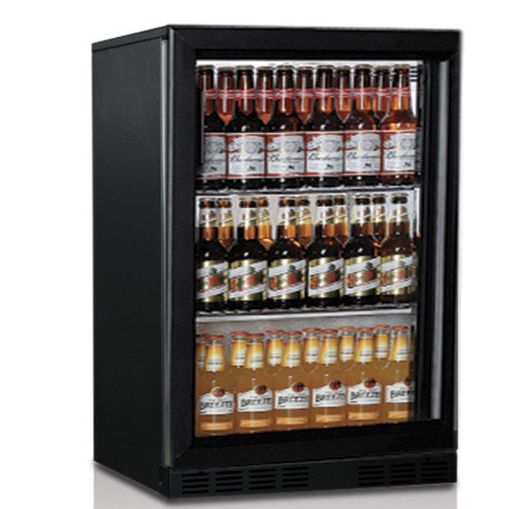 Barkoelkast | 133 liter | 1 deur | 600x520x900(h)mm