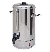Mastro Dranken dispenser RVS 20L | 2,5 kW/h | Voor warme dranken | 250x250x540(h)mm