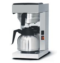 Mastro Koffiezetapparaat met 1 thermoskan 1,9L | 2,2 kW/h | Manueel | 205x306x430(h)mm