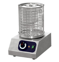Mastro Worstenwarmer RVS  | 230V | Cap. 40 worsten | 245x330x385(h)mm