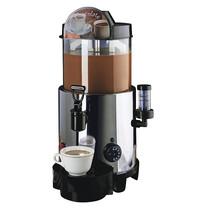 Mastro Dranken dispenser oa. voor chocolademelk, glühwein 5L | 230V | Met verticale roerder | 230x230x500()mm
