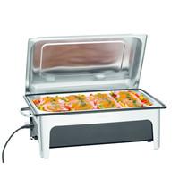 Bartscher Chafing-dish 2200 E 13,5L | 1/1 GN | 2,2 kW/h | 636x357x287(h)mm