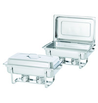 Bartscher Chafing dish-set BP   1/1 GN   610x355x300(h)mm