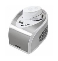 Bartscher IJsmachine zilver/wit 1,4L | 230V | Productie 30/60 minuten | 290x390x315(h)mm