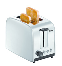 Bartscher Toaster TSBR20 RVS   230V   2 sleuven   190x265x1959h)mm