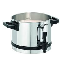 Bartscher Melkdispenser-opzet PRO II 40-60 4L | 310x290x175(h)mm
