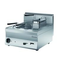 Bartscher Pastakoker elektrisch 28L | 9 kW/h | Met aftapkraan | 600x650x295(h)mm