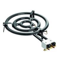 Bartscher Paella gasbrander 3K500 | Staal | 505x775x120(h)mm