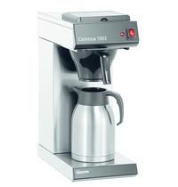Bartscher Koffiemachine Contessa 1002 | 2 liter | 1,4 kW/h | 214x400x520(h)mm