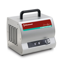 Diamond Ozongenerator 1 ventilator   28 g/h   OZONE/28MT   0,37 kW/h   244x210x252(h)mm