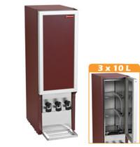 Diamond Wijndispenser BIB | 3x 10 liter | 230V | 350x455x1145(h)mm
