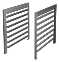 Diamond Dienbladen structuur | GN 1/1 - 7 niveaus | Onderstel oven Combismart | 460x560x40(h)mm