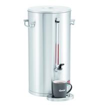 Bartscher Koffiemachine Silver 1300 | 13,2 liter | Cap. max 100 kopjes | 1,45 kW/h | 370x360x533(h)mm