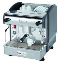 Bartscher Espressomachine G1 | 6 liter | 1 groep | 2,85 kW/h | 475x580x523(h)mm